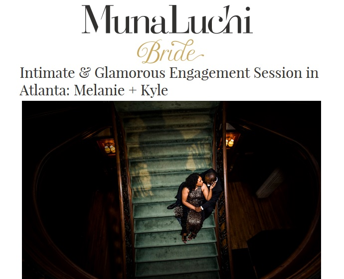 Callanwolde_Engagement_Shoot_Munaluchi | Fotos by Fola | Atlanta Wedding Photographer